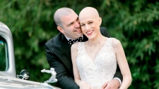 CTV News Channel: A determined bride
