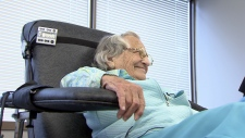 Great grandmother recognized for blood donations