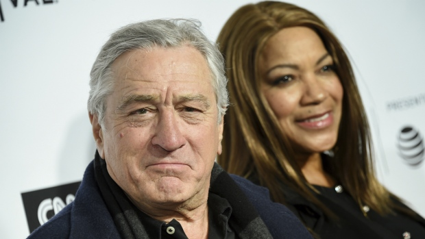 De Niro Labels Reporters 'Our Saviors' During Rant About 'Madman' Trump