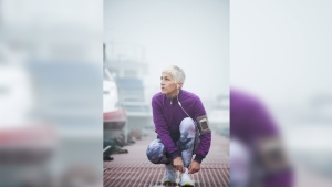 A study found that those who boosted their exercise levels after being discharged from hospital, halved their risk of dying within the first four years. (Vesna Andjic/Istock.com)
