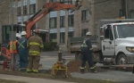 Natural gas leak shuts down Halifax streets