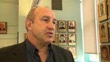 Al Charron to donate brain to concussion research
