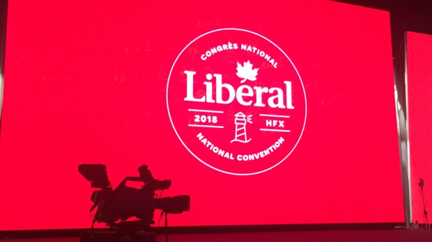 Liberal Convention in Halifax, 2018