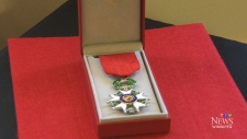 Legion of Honour presented to Manitoban
