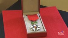 Legion of Honour presented to Manitoban