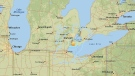 The magnitude-3.6 quake struck near Amherstburg, Ont., south of Windsor, according to the United States Geological Survey (USGS)