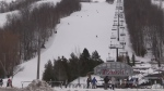Blue Mountain chair lifts reopen after ice storm, while Perch Festival still a go.