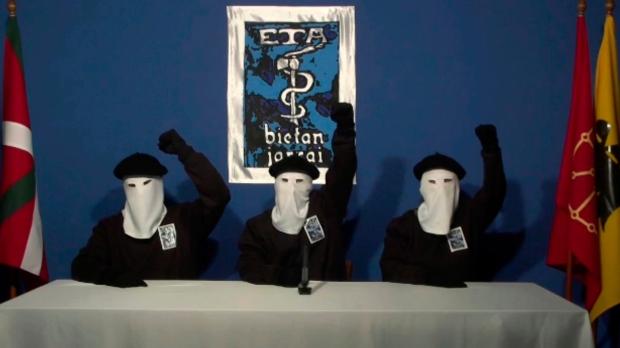 Basque separatist group ETA