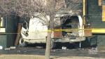 Driver killed in crash on Notre Dame