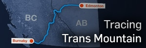 Trans Mountain Button