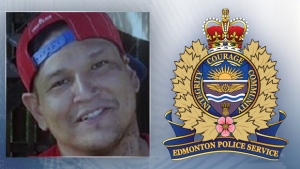 Police have issued an Alberta-wide warrant to find Cecil Tompkins, who is wanted for first degree murder. Courtesy: EPS