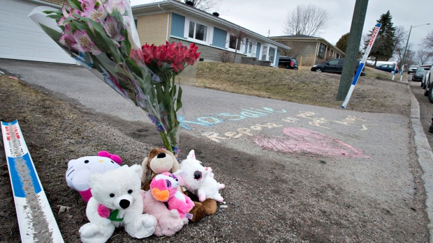 House where body of Rosalie Gagnon was found