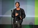 In this Nov. 24, 2013 file photo, Avicii accepts the award for favorite artist - electronic dance music at the American Music Awards in Los Angeles. Swedish-born Avicii, whose name is Tim Bergling, was found dead, Friday April 20, 2018, in Muscat, Oman. He was 28. (Photo by John Shearer/Invision/AP, File)