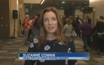 Suzanne Cowan, President of the Liberal Party of Canada joins CTV News to discuss the Liberal national convention.