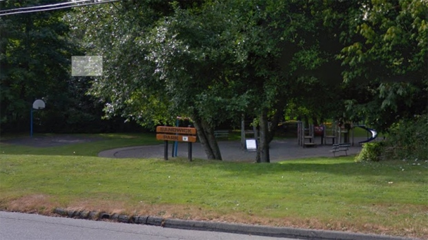 Sandwick Park is shown in an undated Google Maps image.