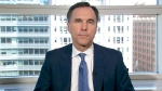 Finance Minister Bill Morneau discusses the Trans Mountain pipeline extension in an interview with CTV's Question Period.