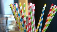 Businesses taking straws off menu