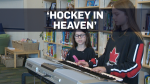 Hockey in heaven
