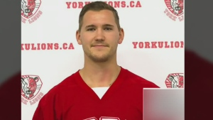 CTV News Channel: Funeral held for assistant coach