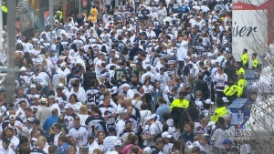 Jets planning next white out party