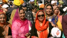 the largest Vaisakhi celebration outside India.