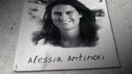 Alessia Antinori sketch