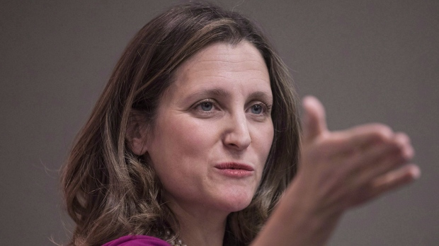 Canada to host world's female foreign ministers