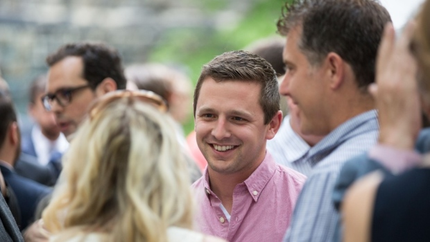 Liberal MP Francis Drouin is shown in this image from his website.