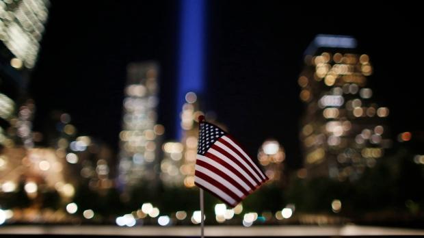 September 11 Memorial at the World Trade Centre