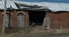 CTV Atlantic: Piece of Springhill mining history i