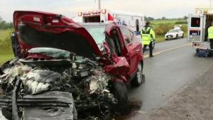 New data on fatal crashes
