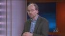 Jochen Jaegar, Concordia Associate Professor, Geography Dept.