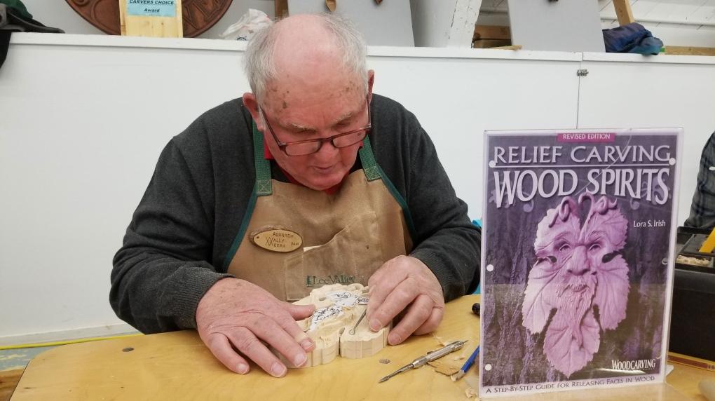 2018 Prairie Canada Carving Championship