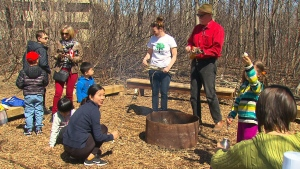 arth Day: Canadians celebrate with outdoor cleanup