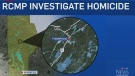 RCMP investigating homicide in Thompson