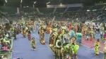 Powwow underway in the Queen City