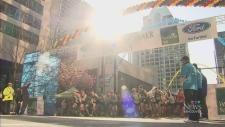 41,000 runners participate in Sun Run