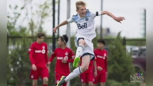 Newest White Cap is 16, from Langley