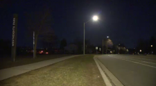 Police say they are investigating reports of a suspicious man in the Westheights Drive area of Kitchener.