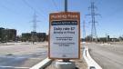 TTC Line 1 extension parking