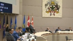 Three city councillors are calling on administration to find a further five per cent in savings from the city budget.