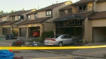 Fatal Mississauga townhouse fire