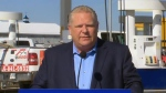 Doug Ford makes carbon tax announcement