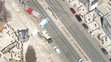 CTV News Channel: Pedestrians struck in Toronto