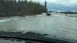 Underwater: Sask. highways flooding