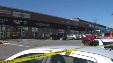 Man shot inside Dartmouth business