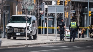 Van attack suspect was enrolled in Canadian Armed Forces for two months | CTV News