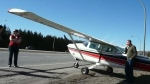 Pilot makes emergency landing on busy Que. highway