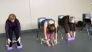 A new take on yoga