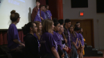 Students look to end domestic violence